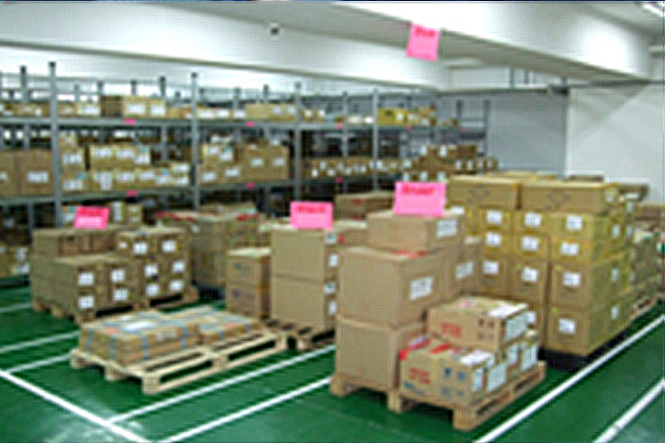 12-SENKO INTERNATIONAL LOGISTICS(HONG KONG) warehouse